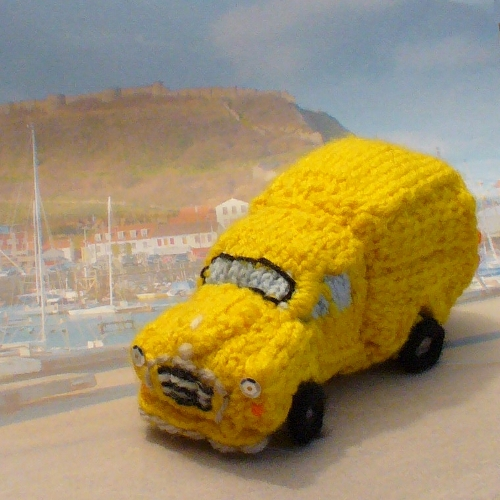 Welcome To Lindum Crafts Home Of The Knitted Morris Minor Kit
